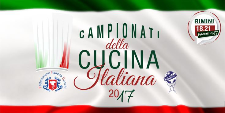 Campionati della Cucina Italiana 2017