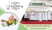 TEAM JUNIOR CHEF TREVISO