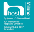 Host Equipment, Coffee and Food