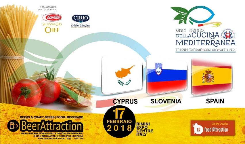 Ai Campionati della Cucina Italiana il 1° - Gran Premio della Cucina ...
