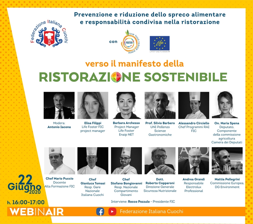 PROGETTO LIFE FOSTER event