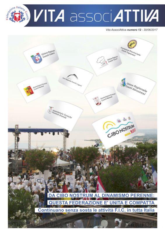 VITA AssociATTIVA nr. 12 del 30/06/2017