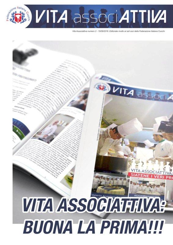 VITA AssociATTIVA nr. 2 del 15/09/2016