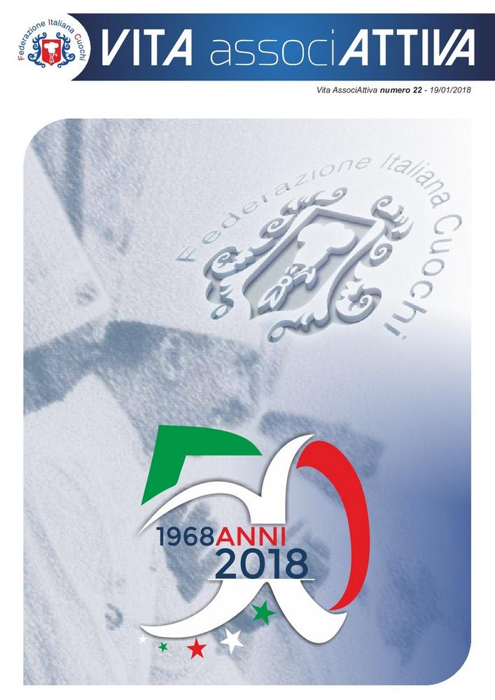 VITA AssociATTIVA nr. 22 del 19-01-2018
